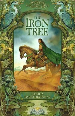 La copertina originale del romanzo L'Albero di Ferro