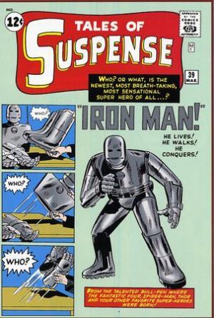 La prima apparizione di Iron Man