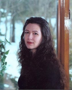 L' autrice statunitense Jacqueline Carey.