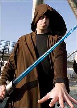 Daniel Jones, noto con il nome Jedi Morda Hehol