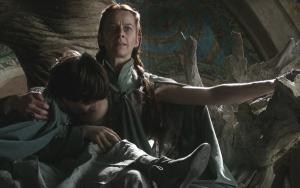 Kate Dickie interpreta Lysa Arryn