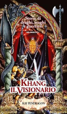 La copertina di Khang il visionario