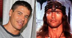 Roland Kickinger a confronto con Arnold Schwarzenegger