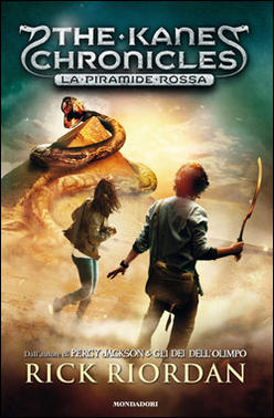 The Kane Chronicles - La piramide rossa