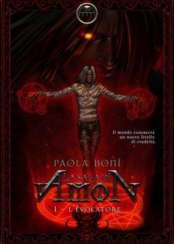 La copertina di Sara Forlenza per la Saga di Amon