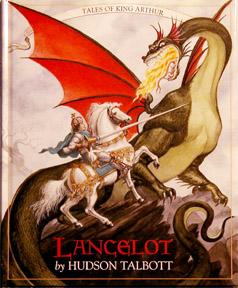 Lancillotto, protagonista di tanti libri
