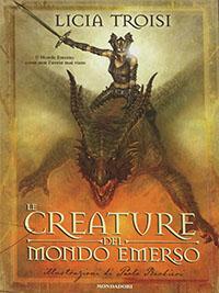 Le Creature del Mondo Emerso, copertina e illustrazioni di Paolo Barbieri