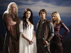 La Spada della Verità: il cast della seconda stagione