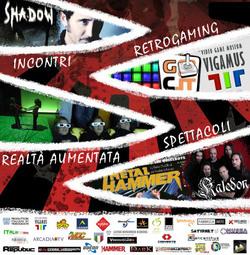 La locandina del CVG Fest 2010