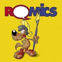Il logo del Romics 2010