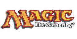Il logo di Magic rimasto praticamente invariato dal 1993. Compare sul retro di ogni carta.