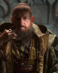 Ben Kingsley è il Mandarino in Iron Man 3