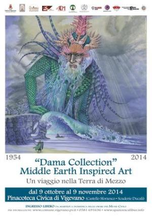 """""""Dama Collection"""" - Middle Earth Inspired Art"""