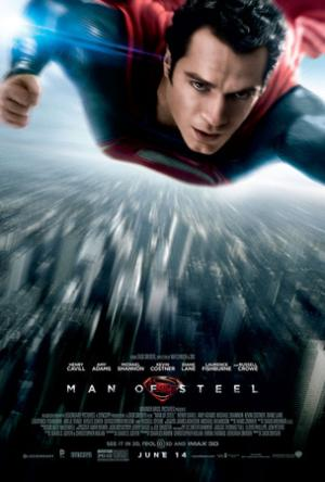 Nuovo poster per Man of Steel