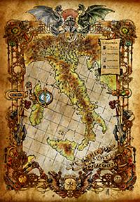 La Mappa dei Draghi d'Italia