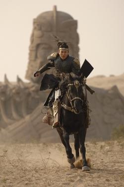 Jet Li è l'Imperatore Han