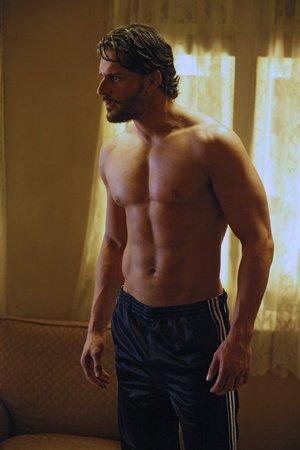 Joe Manganiello è Alcide Herveaux nella terza stagione di True Blood