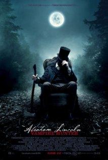 Abraham Lincoln: Vampire Hunter, la locandina