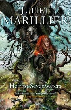 Copertina di Heir to SevenWaters di Juliet Marillier.