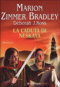 La copertina italiana del volume La Caduta di Neskaya