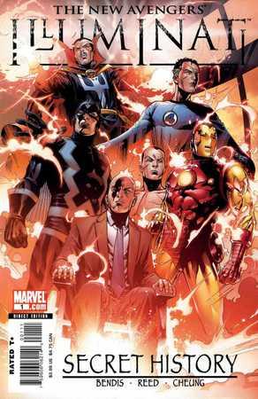 New Avengers: Illuminati #1