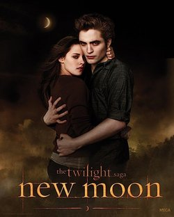 Edward e Bella in New Moon