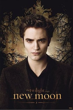 Edward (Poster New Moon 2)