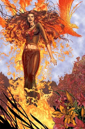 Jean Grey alias Fenice
