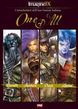 One4All, con disegni di Lucio Parrillo, Dany Orizio, Luca Zontini, Paolo Barbieri. A cura di Emanuele Vietina - Wyrd Media Publishing