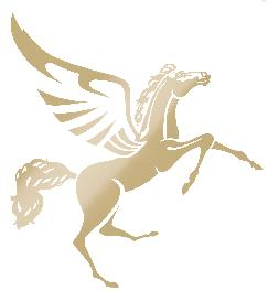 Logo della collana Pegaso (Reverdito Editore. Storica collana fantastica che ha esordito sul finire degli anni '70)