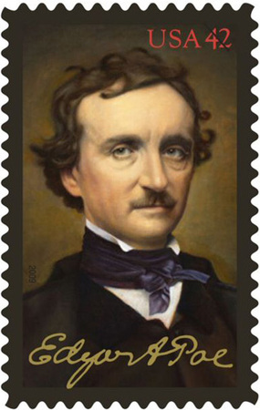 Un francobollo celebrativo emesso il 16 gennaio 2009