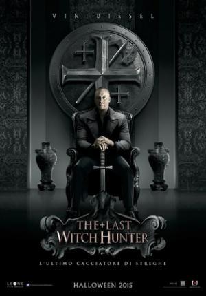 Poster modern The Last Witch Hunter - L'Ultimo Cacciatore di Streghe