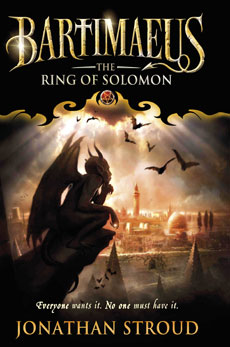 Ring of Solomon, di Jonathan Stroud