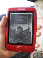 L'e-book reader modello Kindle
