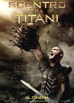 La locandini di Scontro tra Titani