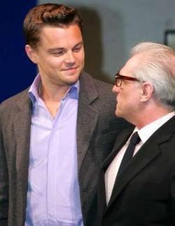 Martin Scorsese e Leonardo Di Caprio