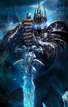 Arthas, sovrano di Lordaeron, signore del Flagello, Re Lich