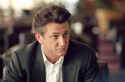 Sean Penn, l'agente federale Tobin Keller in The Interpreter