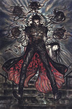 La cover di Seven Brothers, di Amano