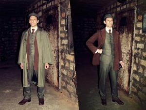 Sherlock Holmes affronterà il mostro di Frankenstein così conciato?