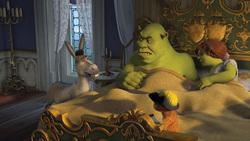 Un'immagine di Shrek Terzo