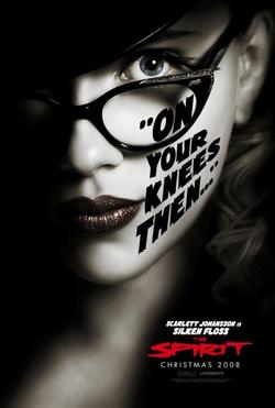 Scarlett Johansson nella parte di Silken Floss
