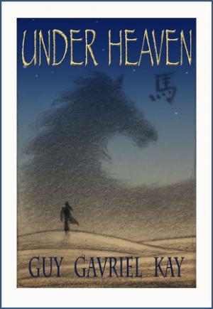 Un poster ispirato a Under Heaven realizzato da Martin Springett