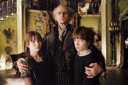 Jim Carrey, Emily Browning e Liam Aiken