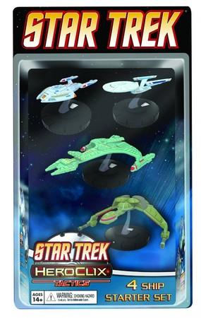 Lo Starter Pack di Star Trek: Tactics. Fanno bella mostra di sé... be' dai se non le riconoscete che trekkie siete?
