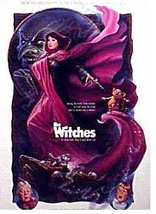 Il poster di The Witches di Nicolas Roeg