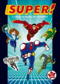 La copertina di Super!