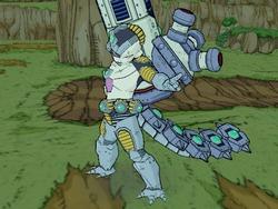 Cyborg Frieza
