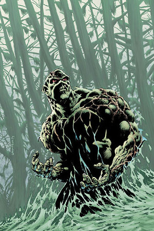 Swamp Thing di Bernie Wrightson