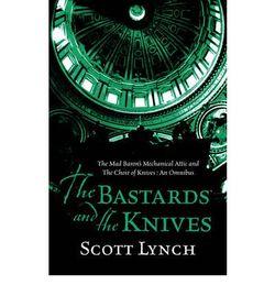 La probabile copertina di The Bastards and the Knives